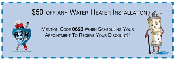 R2K Plumbing and Drain coupon special 0623